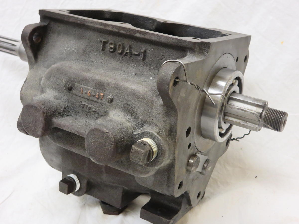Transmission Catalog - Willys Kaiser CJ2A CJ3A Jeep - Peter