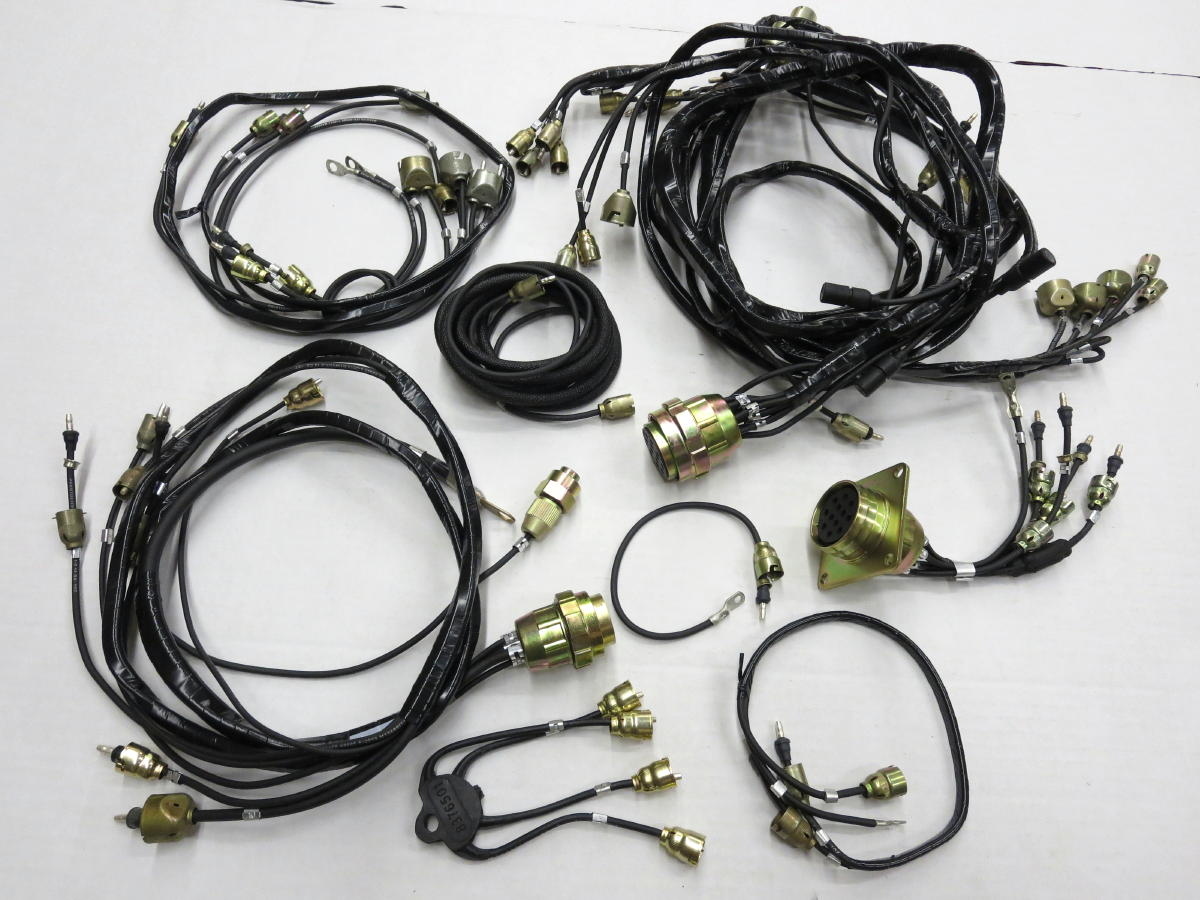 m38 jeep wiring harness 97 jeep wiring harness #3
